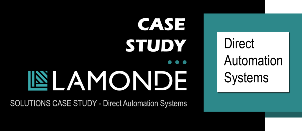 Direct Automation Case Study