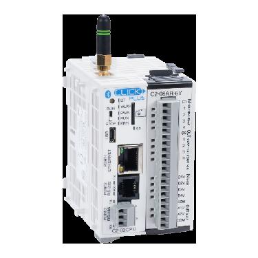 Click PLUS PLC C2-08AR from Lamonde Automation