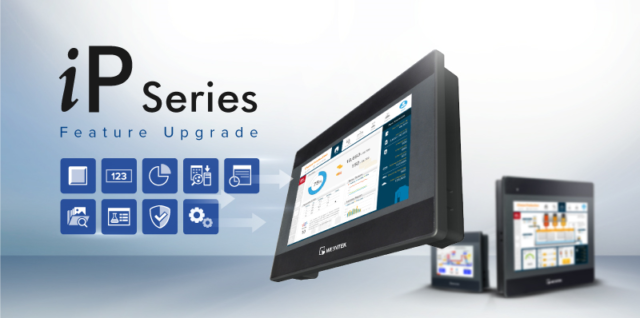 New features for Weintek iP Series HMI