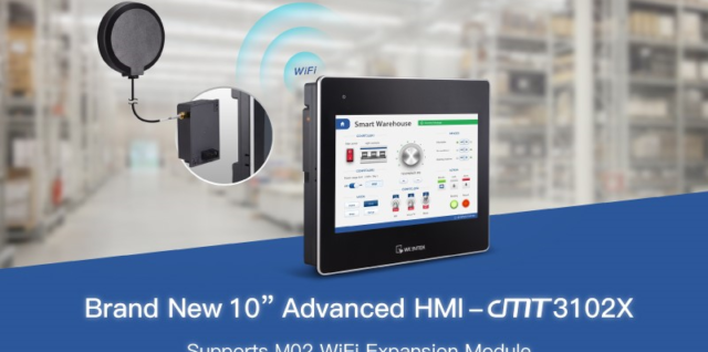 New product announcement - cMT3102X