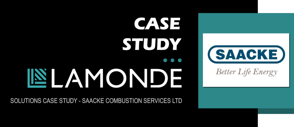 Solutions based Case study from Lamonde Automation and SAACKE COMBUSTION SERVICES LTD