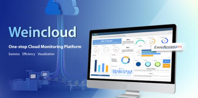 New from Weintek, Weincloud. Cloud condition monitoring