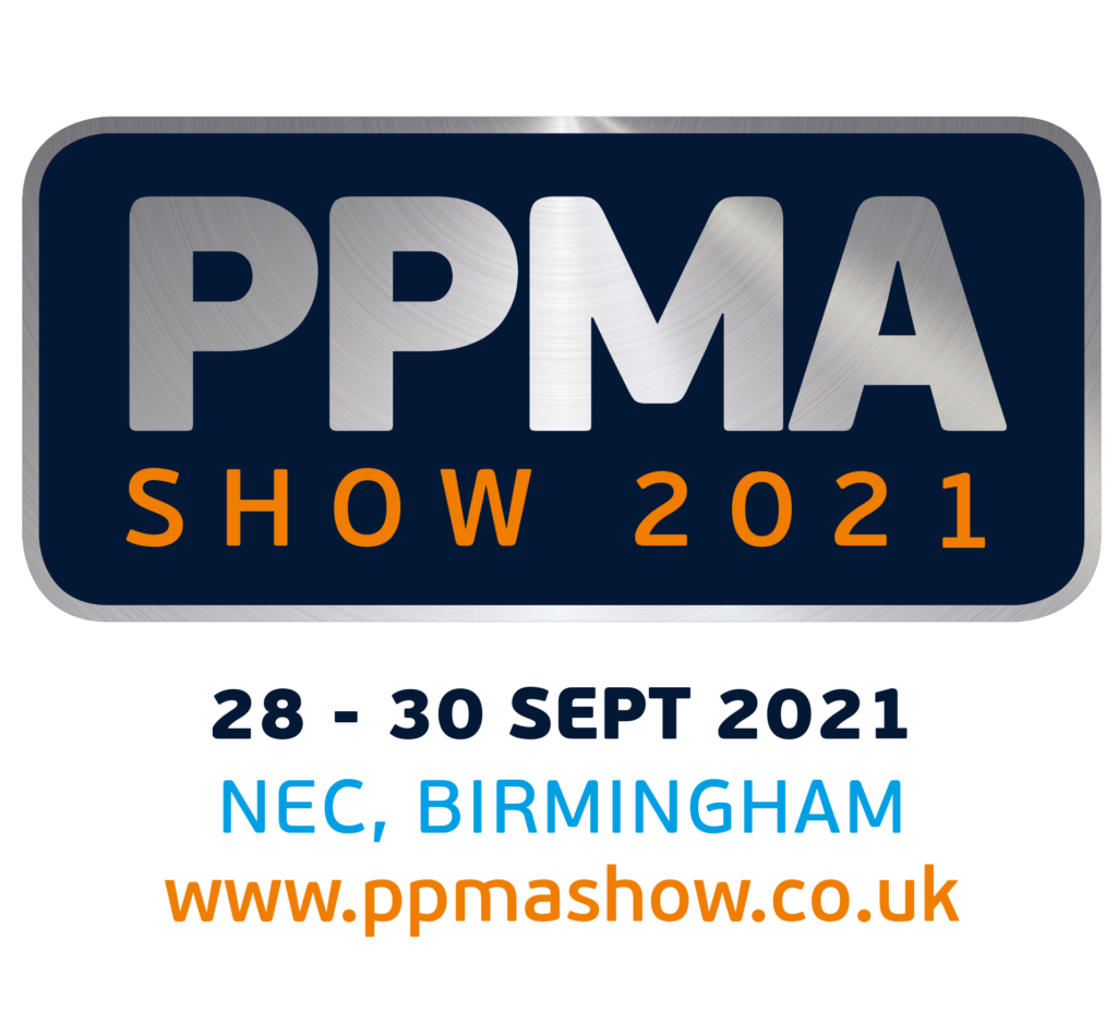 PPMA Show 2021, visit us on Stand H43